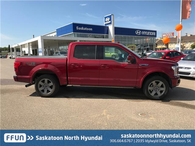 2018 Ford F-150 Lariat (Stk: B7287) in Saskatoon - Image 2 of 19