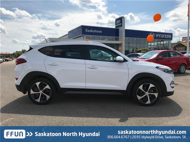 2016 Hyundai Tucson GLSE (Stk: B7361) in Saskatoon - Image 2 of 19