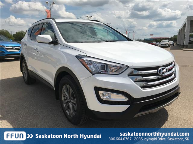 2016 Hyundai Santa Fe Sport 2.0T Premium (Stk: B7343A) in Saskatoon - Image 1 of 19
