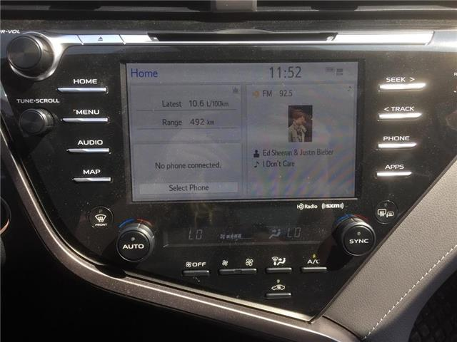 2019 Toyota Camry XSE (Stk: 177156) in Brampton - Image 16 of 18