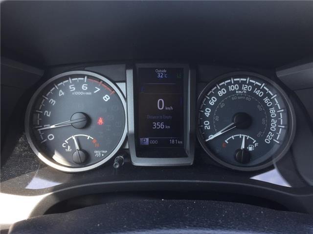 2019 Toyota Tacoma SR5 V6 (Stk: 40739) in Brampton - Image 15 of 18