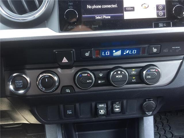 2019 Toyota Tacoma SR5 V6 (Stk: 40739) in Brampton - Image 17 of 18