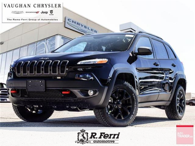 2018 Jeep Cherokee Trailhawk 4x4 Trailhawk for sale in