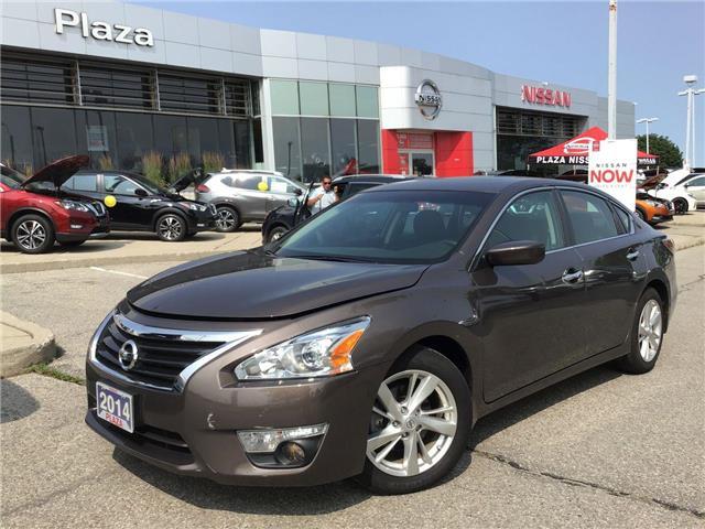 2014 Nissan Altima 2.5 SV (Stk: T7644) in Hamilton - Image 1 of 24