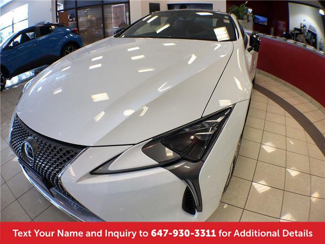 2018 Lexus LC 500 Base (Stk: 20066) in Mississauga - Image 2 of 13