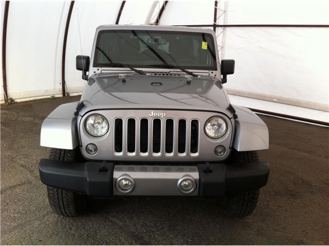 2018 Jeep Wrangler JK Unlimited Sahara (Stk: R8443A) in Ottawa - Image 2 of 21