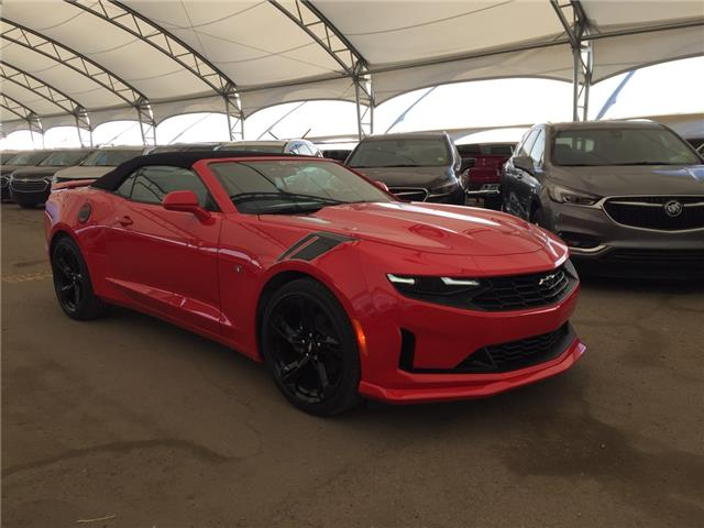 2019 Chevrolet Camaro 1LT (Stk: 175988) in AIRDRIE - Image 1 of 22