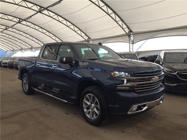 2019 Chevrolet Silverado 1500 High Country (Stk: 175527) in AIRDRIE - Image 1 of 31