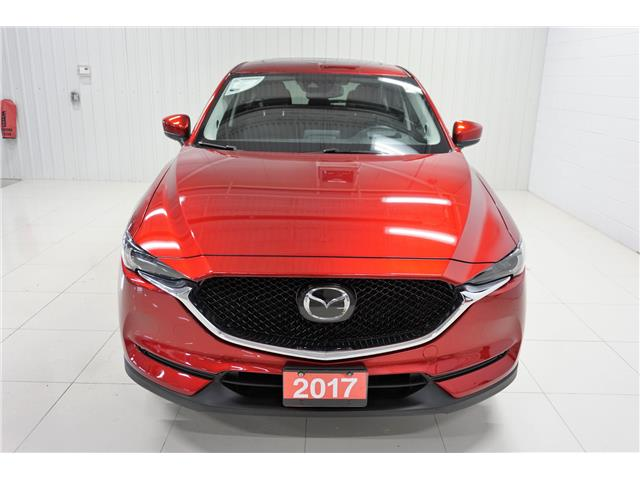 2017 Mazda CX-5 GT (Stk: M19152A) in Sault Ste. Marie - Image 3 of 23