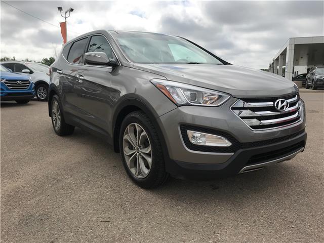 2013 Hyundai Santa Fe Sport 2.0T Limited (Stk: 39234B) in Saskatoon - Image 1 of 18