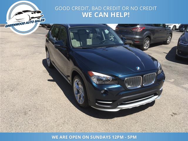 2015 BMW X1 xDrive28i (Stk: 15-33725) in Greenwood - Image 4 of 18