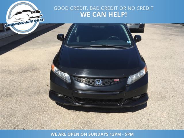 2012 Honda Civic Si (Stk: 12-01661) in Greenwood - Image 3 of 20