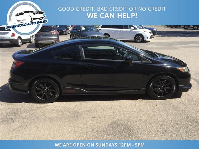 2012 Honda Civic Si (Stk: 12-01661) in Greenwood - Image 5 of 20