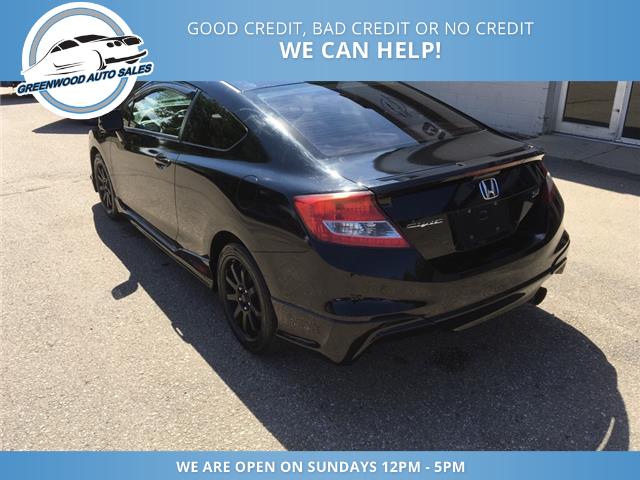 2012 Honda Civic Si (Stk: 12-01661) in Greenwood - Image 8 of 20