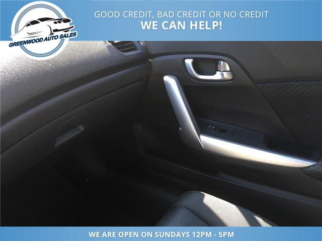 2012 Honda Civic Si (Stk: 12-01661) in Greenwood - Image 17 of 20