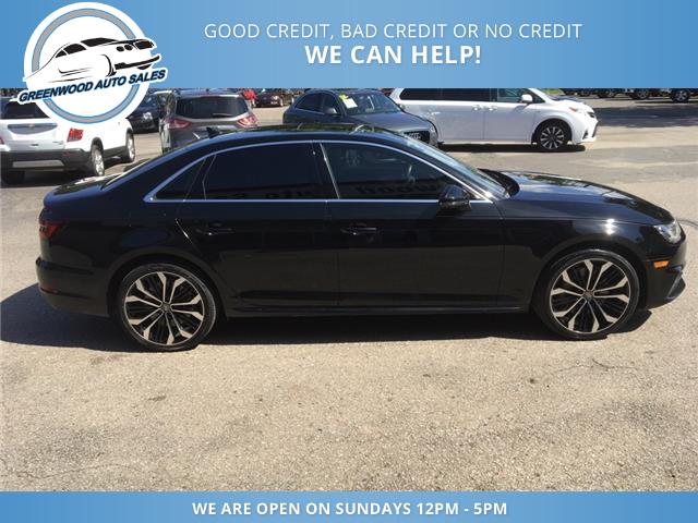 2018 Audi A4 2.0T Komfort (Stk: 18-00535) in Greenwood - Image 5 of 20