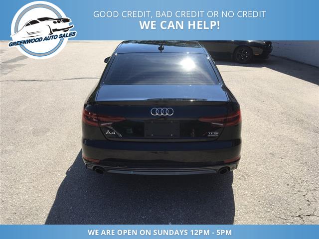 2018 Audi A4 2.0T Komfort (Stk: 18-00535) in Greenwood - Image 7 of 20
