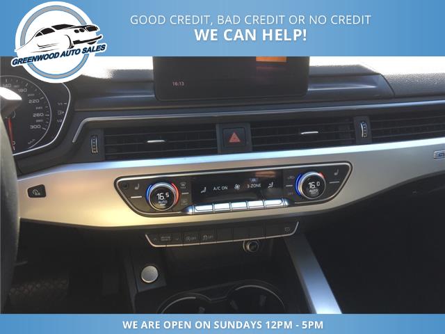 2018 Audi A4 2.0T Komfort (Stk: 18-00535) in Greenwood - Image 13 of 20