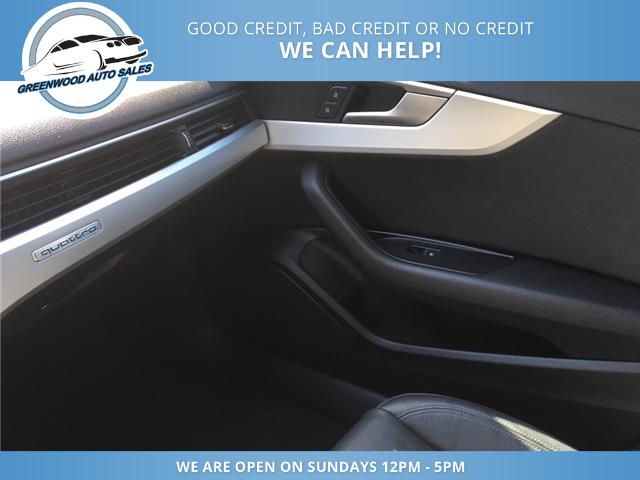 2018 Audi A4 2.0T Komfort (Stk: 18-00535) in Greenwood - Image 15 of 20