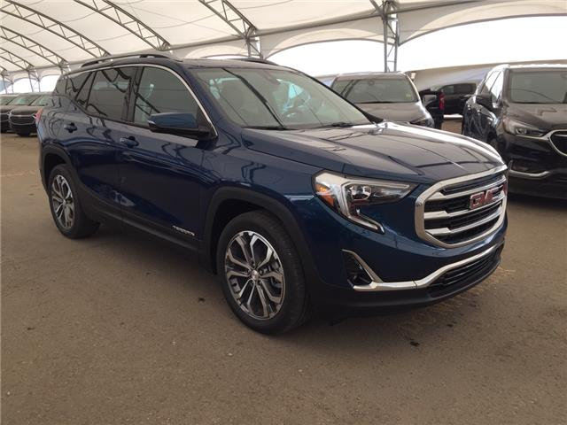 2019 GMC Terrain SLT (Stk: 174765) in AIRDRIE - Image 1 of 25
