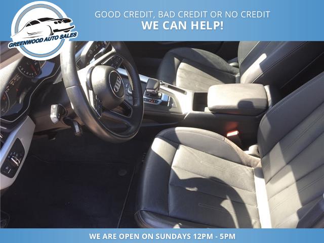 2018 Audi A4 2.0T Komfort (Stk: 18-00535) in Greenwood - Image 18 of 20