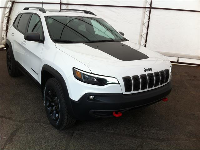 2019 Jeep Cherokee 27L Trailhawk Elite (Stk: R8379A) in Ottawa - Image 1 of 25