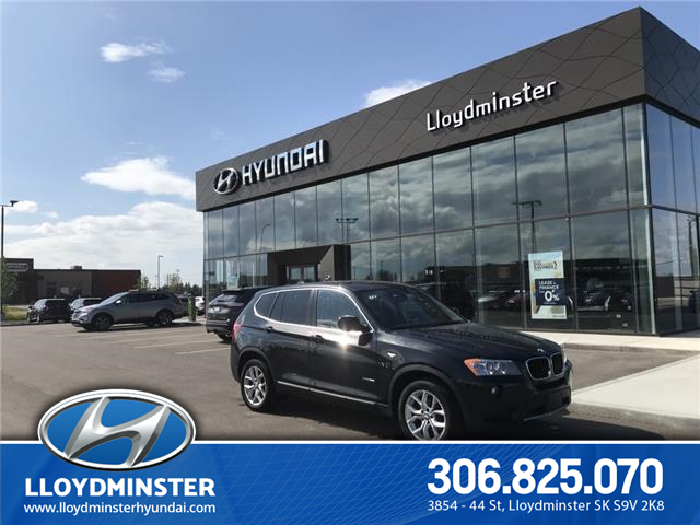 2013 BMW X3 xDrive28i (Stk: 9TU6098A) in Lloydminster - Image 1 of 16