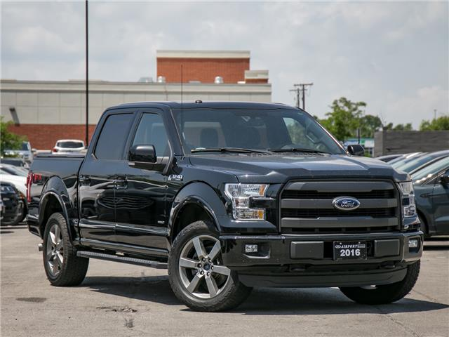 2016 Ford F-150 Lariat (Stk: A90381) in Hamilton - Image 1 of 24