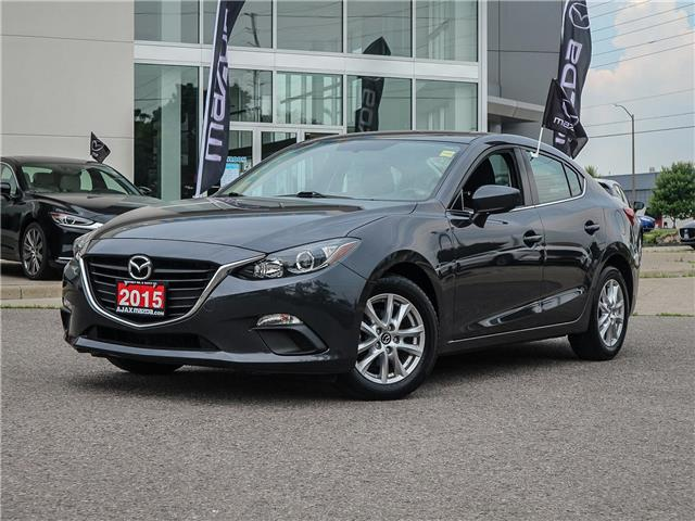 2015 Mazda Mazda3 GS (Stk: P5188) in Ajax - Image 1 of 23