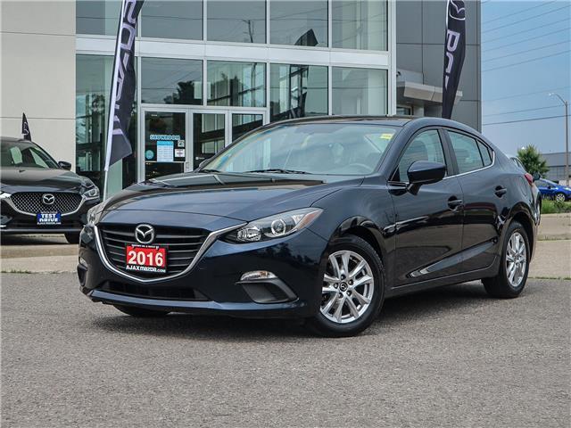 2016 Mazda Mazda3 GS (Stk: P5178) in Ajax - Image 1 of 23