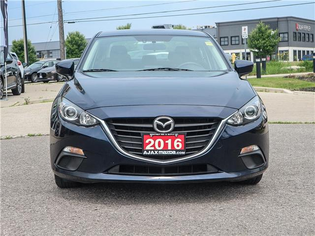 2016 Mazda Mazda3 GS (Stk: P5178) in Ajax - Image 2 of 23