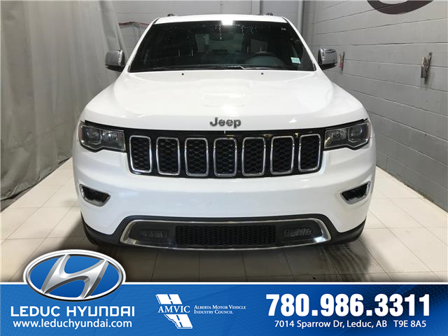2018 Jeep Grand Cherokee Limited (Stk: 9TC9995A) in Leduc - Image 1 of 8