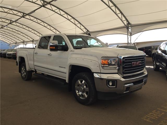 2016 GMC Sierra 2500HD SLT (Stk: 176144) in AIRDRIE - Image 1 of 22