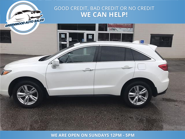 2015 Acura RDX Base (Stk: 15-01917) in Greenwood - Image 1 of 20