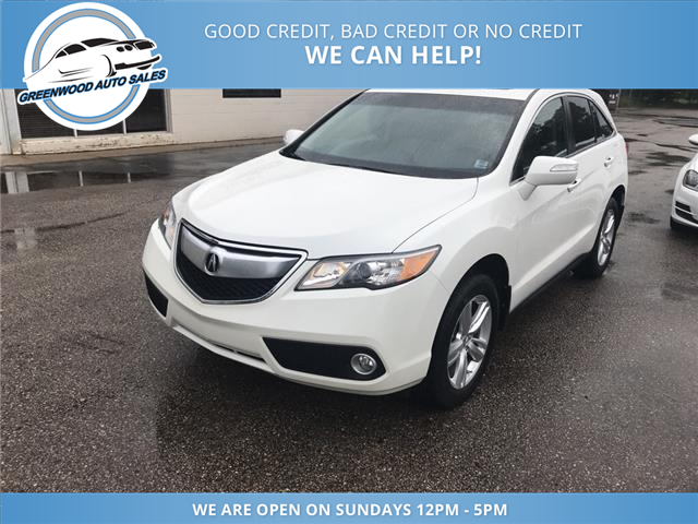 2015 Acura RDX Base (Stk: 15-01917) in Greenwood - Image 2 of 20