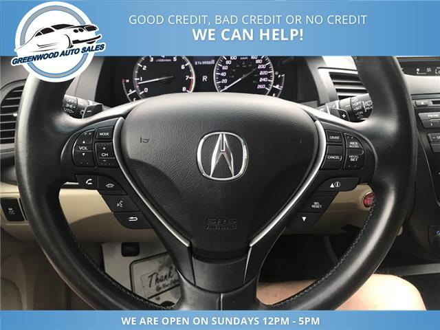 2015 Acura RDX Base (Stk: 15-01917) in Greenwood - Image 11 of 20
