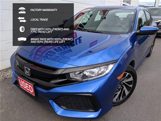 2018 Honda Civic LX SHHFK7H25JU308320 B11656 in North Cranbrook