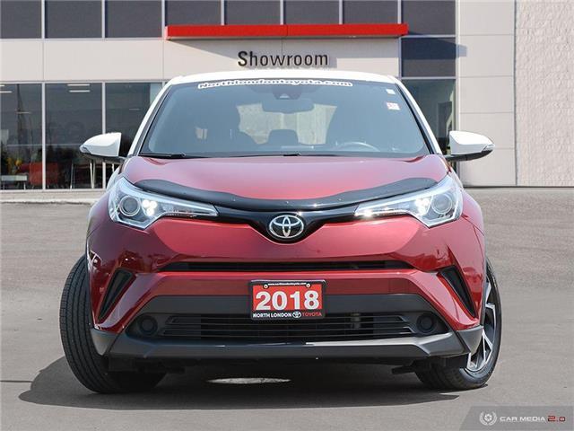 2018 Toyota C-HR XLE (Stk: U11018) in London - Image 2 of 26