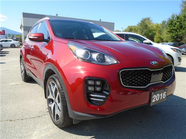 2017 Kia Sportage SX Turbo (Stk: 2T2027A) in Cranbrook - Image 2 of 22