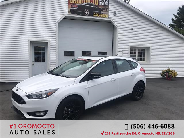 2018 Ford Focus SEL (Stk: 337) in Oromocto - Image 2 of 17