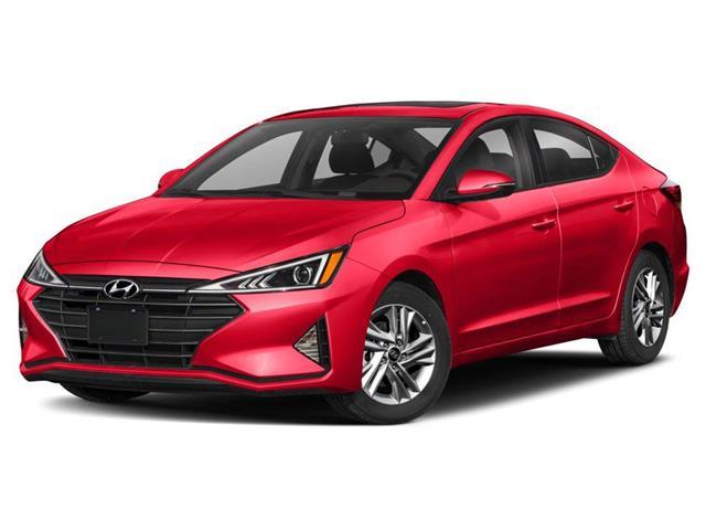 2020 Hyundai Elantra Preferred w/Sun & Safety Package (Stk: 20EL7120) in Leduc - Image 1 of 9