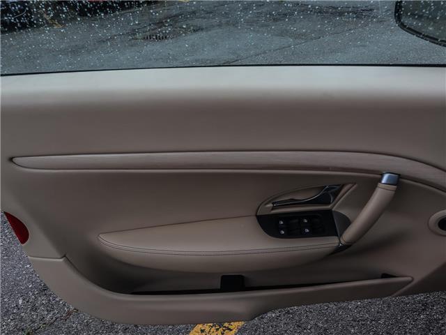 2012 Maserati GranTurismo Base (Stk: U408) in Oakville - Image 9 of 18