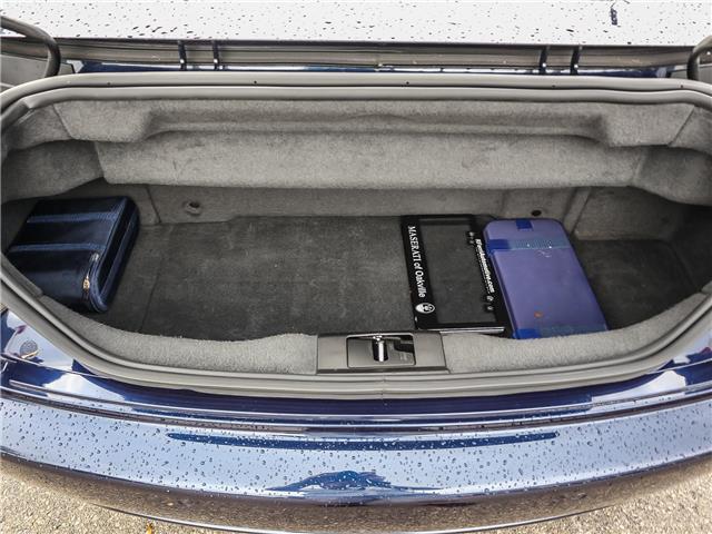 2012 Maserati GranTurismo Base (Stk: U408) in Oakville - Image 13 of 18