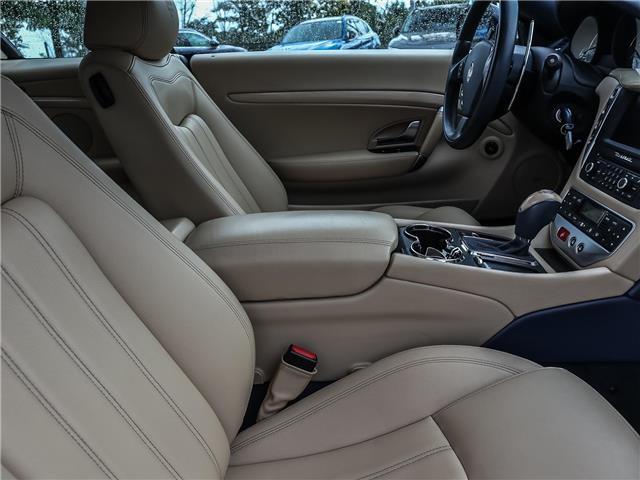 2012 Maserati GranTurismo Base (Stk: U408) in Oakville - Image 15 of 18