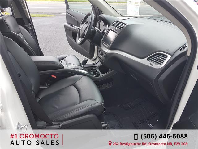 2018 Dodge Journey GT (Stk: 752) in Oromocto - Image 8 of 21