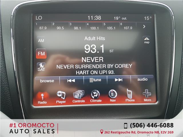 2018 Dodge Journey GT (Stk: 752) in Oromocto - Image 17 of 20