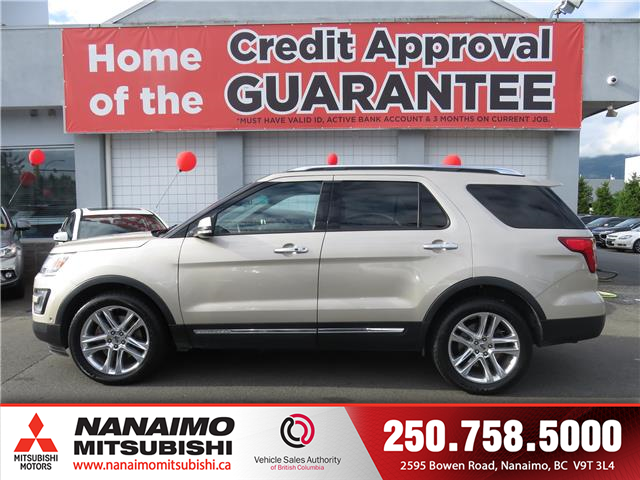 2017 Ford Explorer Limited (Stk: 8P7153A) in Nanaimo - Image 2 of 12