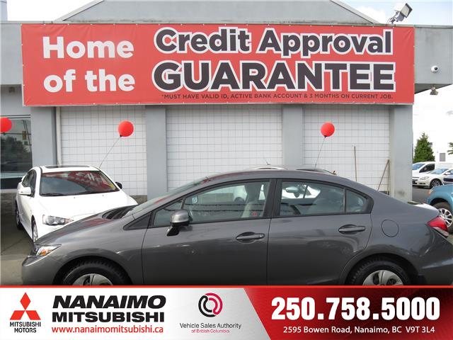 2013 Honda Civic LX (Stk: 8T1110C) in Nanaimo - Image 2 of 20