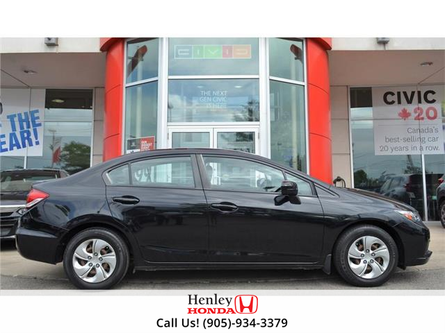 2015 Honda Civic  (Stk: R9502) in St. Catharines - Image 2 of 24