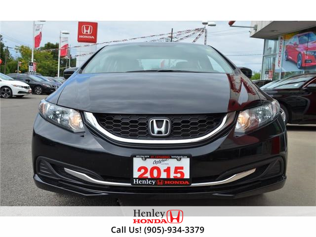 2015 Honda Civic  (Stk: R9502) in St. Catharines - Image 3 of 24